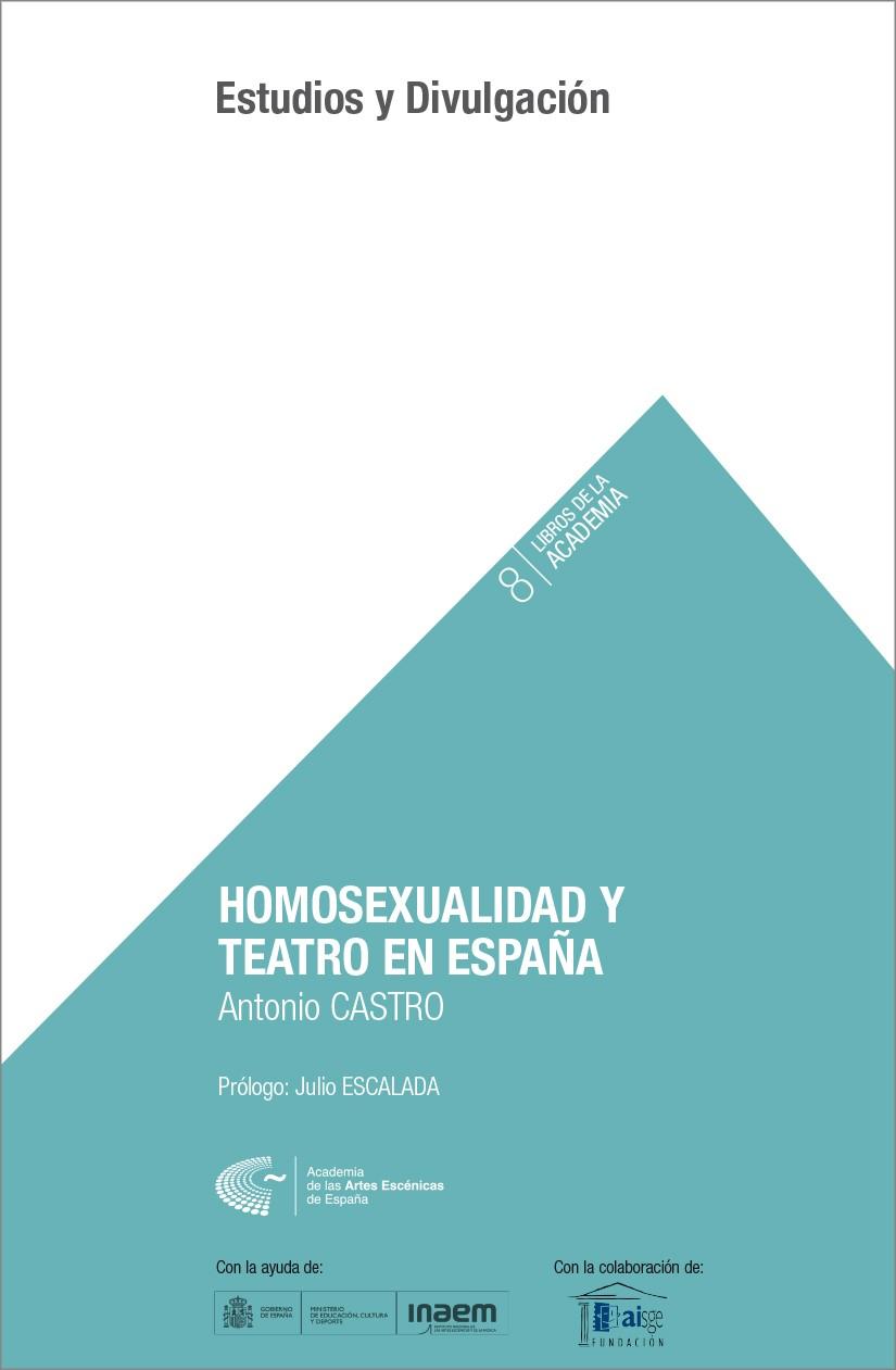 Foto de Homosexualidad y teatro en España