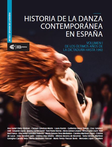Foto de Historia de la danza contemporánea en España (Vol. I)