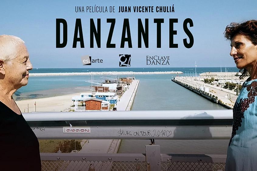 """Foto de El equipo de """"Danzantes"""" conmemora el Día Internacional de la Danza 2020"""