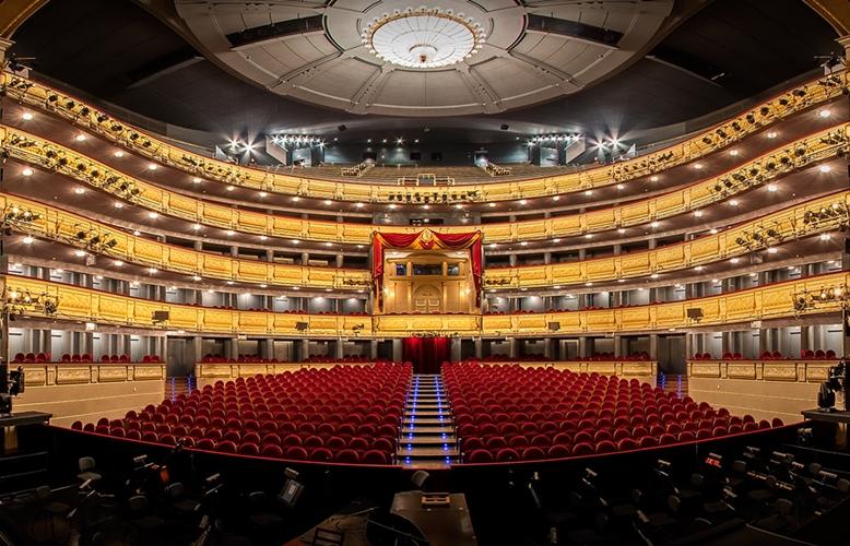 Foto de El Teatro Real cumple 20 años desde su reapertura