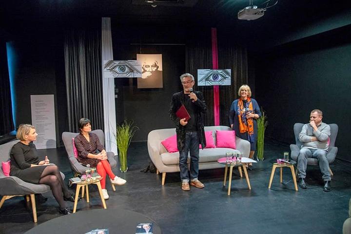 Foto de Jaroslaw Bielski Premio a la difusión de la cultura teatral polaca en el mundo