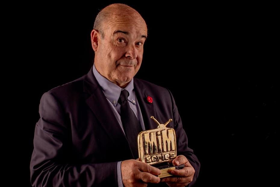 Foto de Antonio Resines recibe el Premio Especial MiM Series 2019