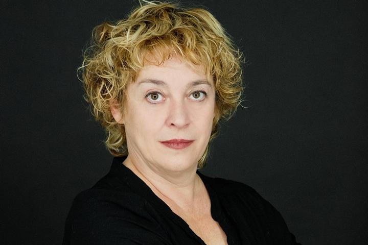 Foto de Laila Ripoll nueva directora teatral del Teatro Fernán Gómez