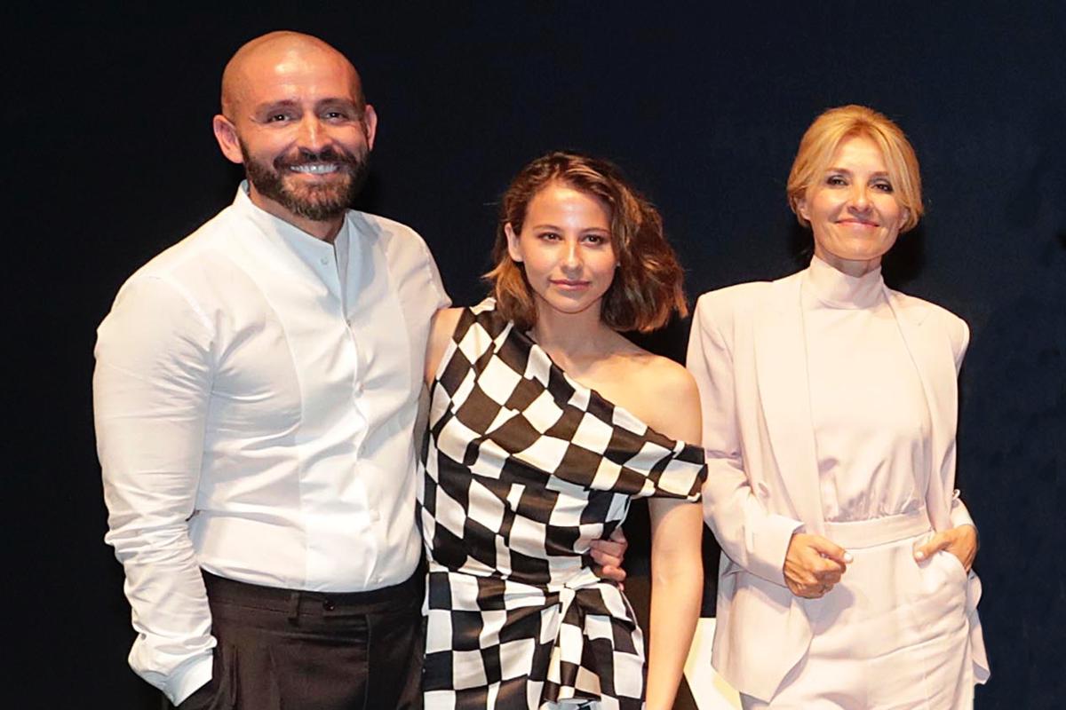 Foto de Cayetana Guillén Cuervo e Irene Escolar distinguidas con el Premio de Cultura de la Comunidad de Madrid