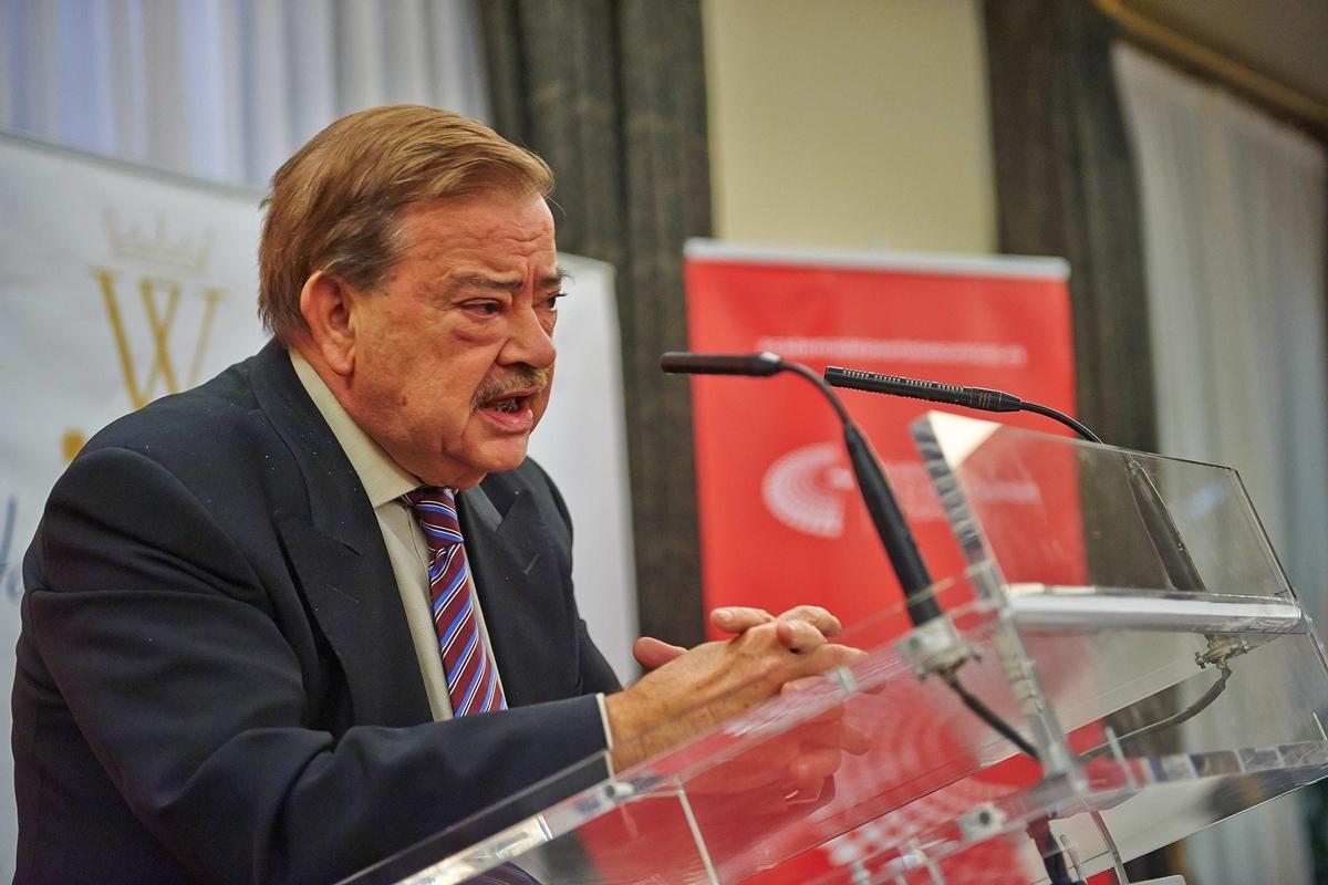 Foto de Fallece Juan Antonio Hormigón
