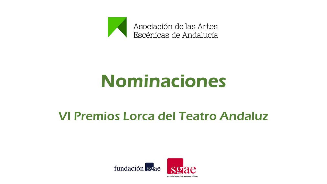 Foto de Sexta edición de los Premios Lorca del Teatro Andaluz