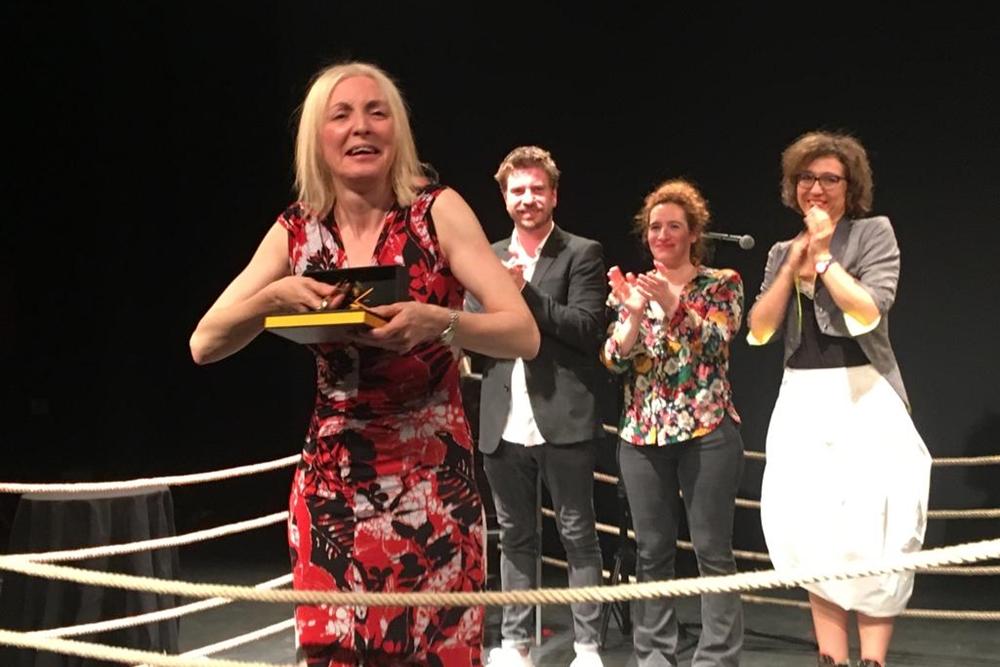 Foto de Juana Escabias gana el III Torneo de Dramaturgia del Teatro Español