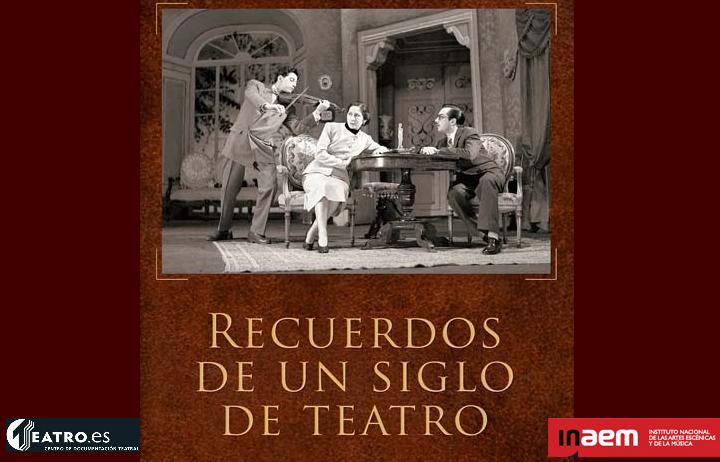 """Foto de El CDT presenta """"Recuerdos de un siglo de teatro"""""""