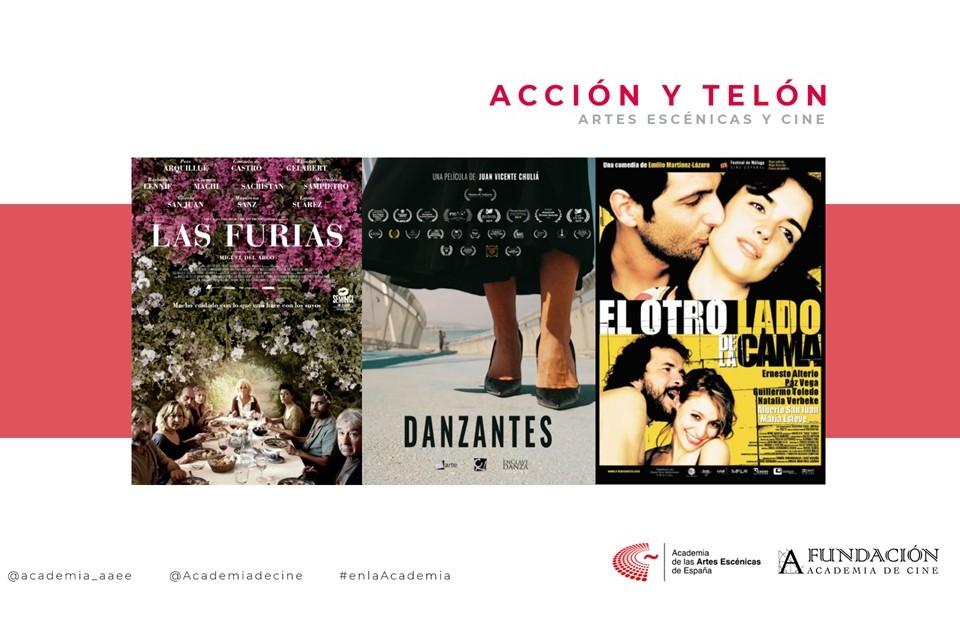 """Foto de II ciclo de """"Acción y Telón: de las Artes Escénicas al Cine"""""""