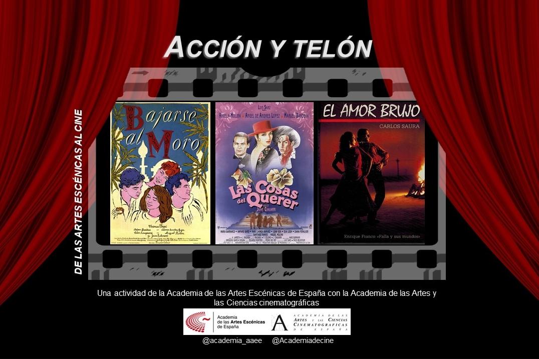 Foto de Acción y telón: de las Artes Escénicas al Cine