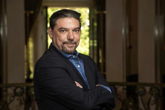 Foto de Antonio Onetti reelegido como presidente de la SGAE