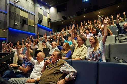 Foto de La Academia celebra su 8ª Asamblea General Ordinaria
