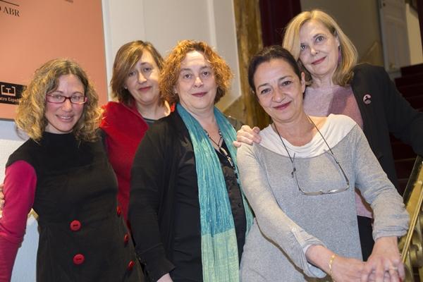 Foto de V Encuentro en el Español: Autoras teatrales.