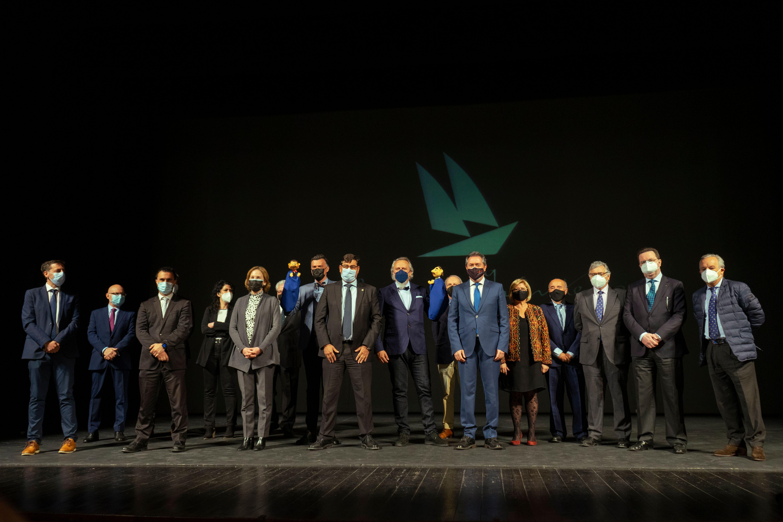Foto de La Academia de las Artes Escénicas de España colabora en la celebración del 150 aniversario del nacimiento de los Hermanos Álvarez Quintero