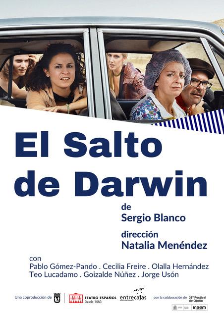 Foto de El Salto de Darwin, del 15 al 18 de abril en Zaragoza