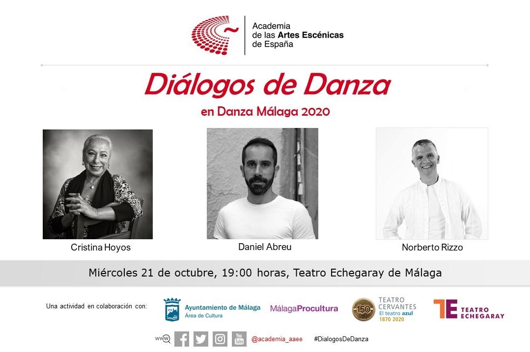 Foto de Diálogos de Danza en el Teatro Echegaray de Málaga