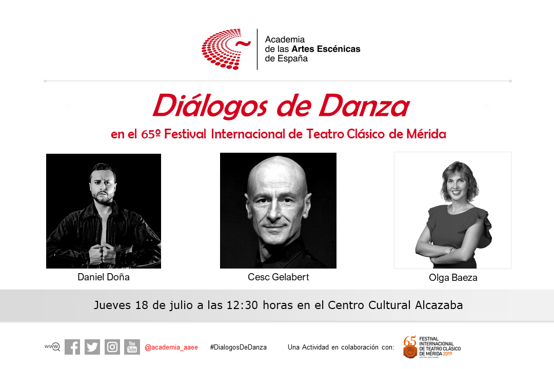 Foto de Diálogos de Danza se celebra en Mérida