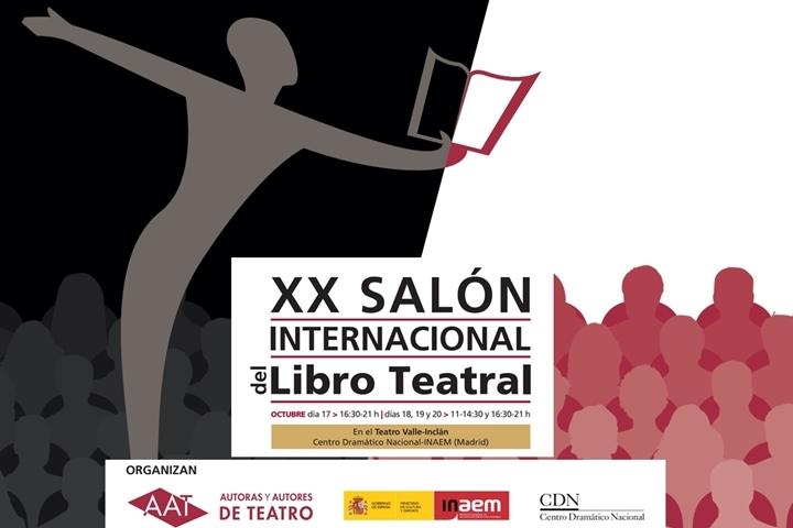 Foto de Presencia de la Academia en el XX Salón Internacional del Libro Teatral