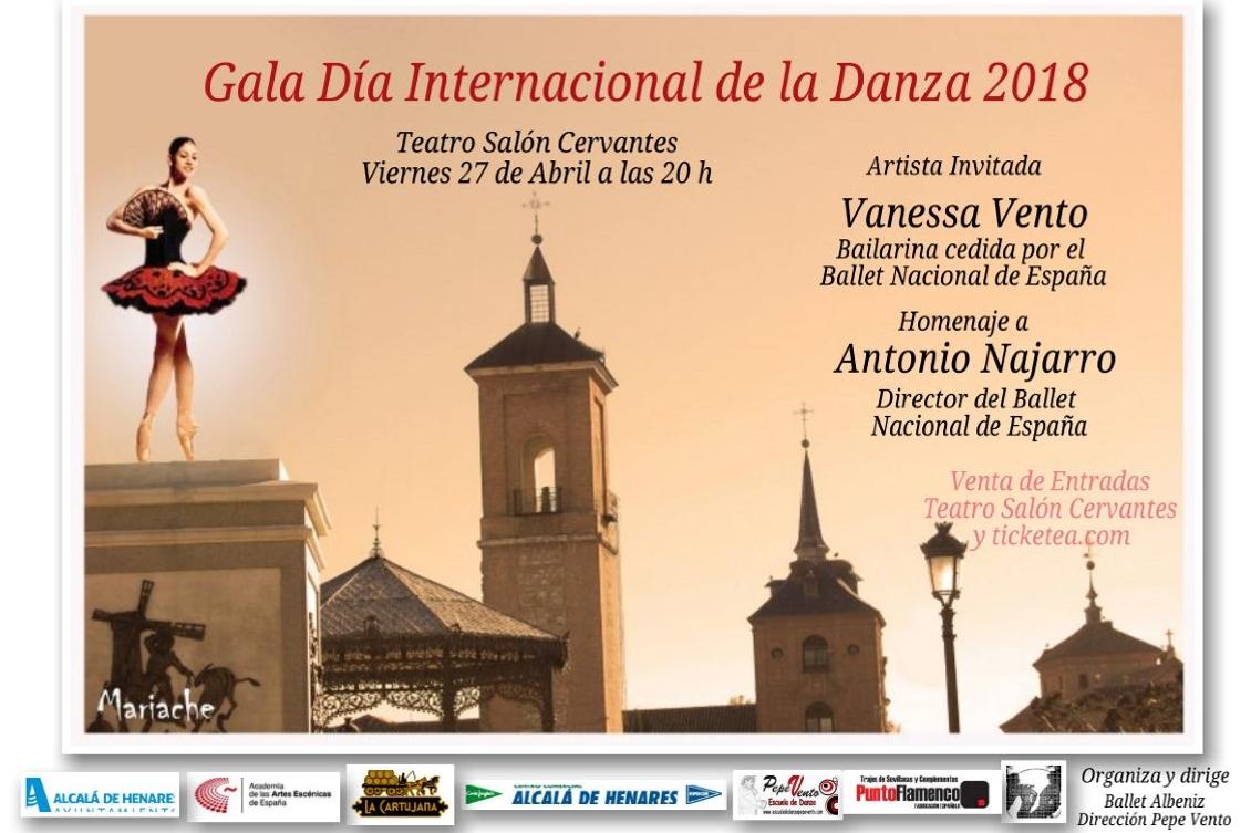 Foto de La Academia apoya la Gala del Día Internacional de la Danza de Alcalá de Henares