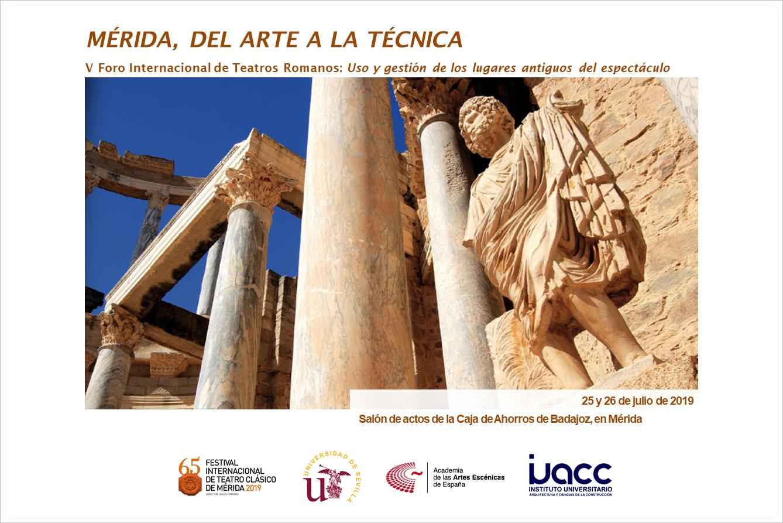 Foto de Mérida, del Arte a la Técnica