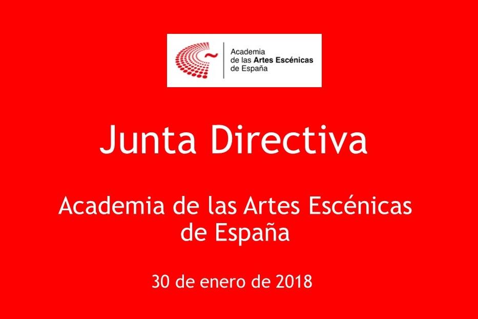 Foto de La Academia aprueba los cargos de la nueva Junta Directiva y sus líneas de trabajo