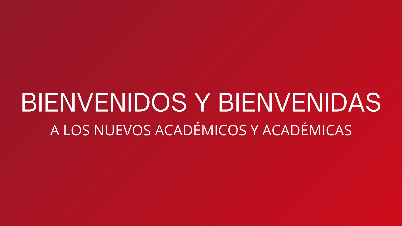 Foto de Este mes de mayo la Academia ha aprobado la incorporación de seis nuevos académicos y académicas