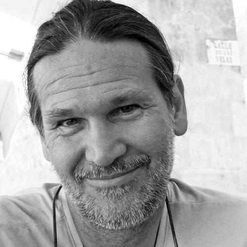Foto de Curt Allen Wilmer, homenajeado en la Feria de Teatro en el Sur, Palma del Río.