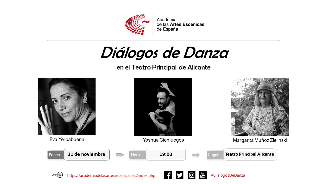 Foto de La Academia organiza la quinta edición de Diálogos de Danza