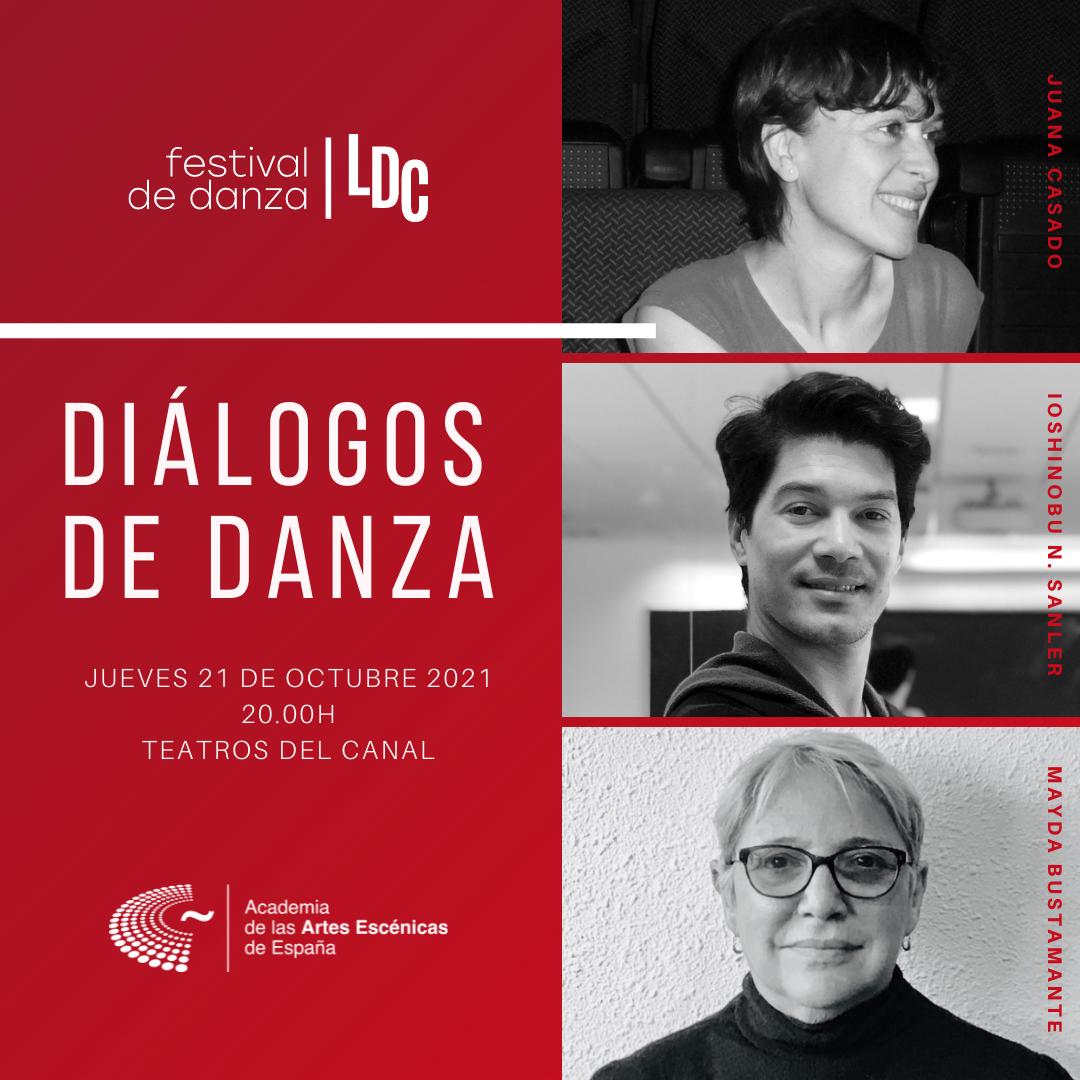 Foto de Diálogos de Danza en el Festival LDC