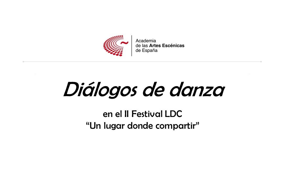 Foto de La Academia organiza la cuarta edición de Diálogos de Danza