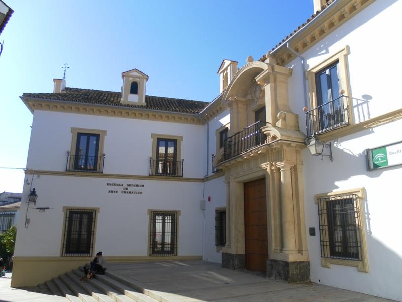 Foto de Se presenta en Córdoba la Academia de Artes Escénicas de España