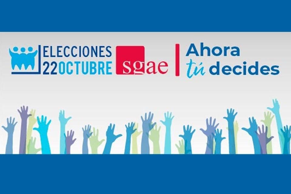 Foto de Académicos y académicas participantes en las elecciones SGAE 2020