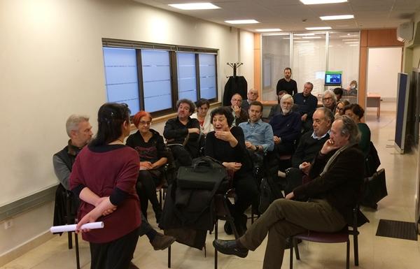 Foto de Primera reunión de las recién elegidas Comisiones de Especialidad de la Academia de las Artes Escénicas de España