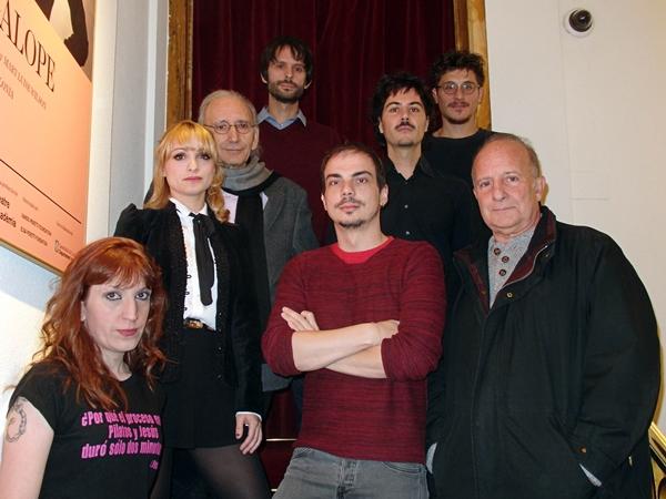 Foto de II Encuentro en el Español. Los nuevos dramaturgos