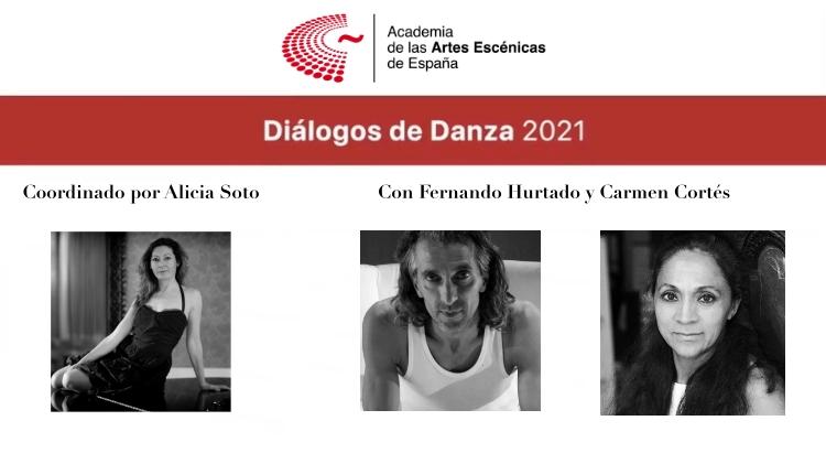 Foto de Diálogos de Danza 2021 en formato digital