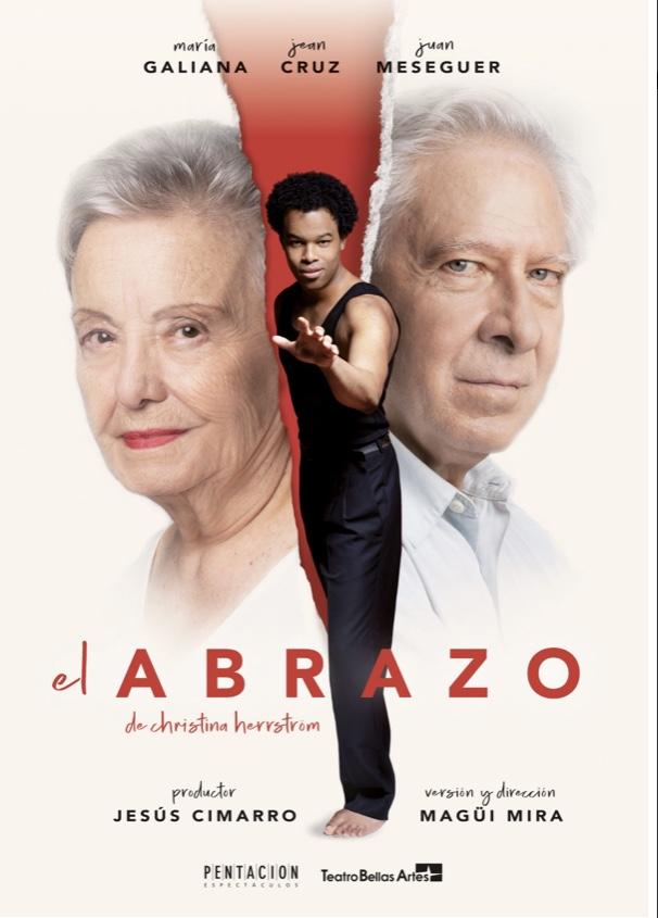 Foto de Estreno de ''El abrazo'' una producción de Jesús Cimarro y dirigido por Magüi Mira