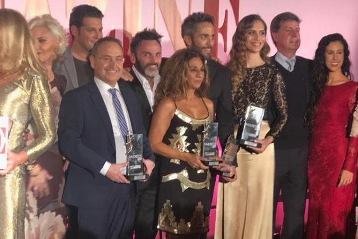 Foto de Jesús Cimarro, Premio Favoritos 2018