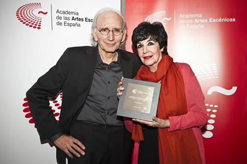 Foto de Entrevista al Presidente de la Academia de las Artes Escénicas de España