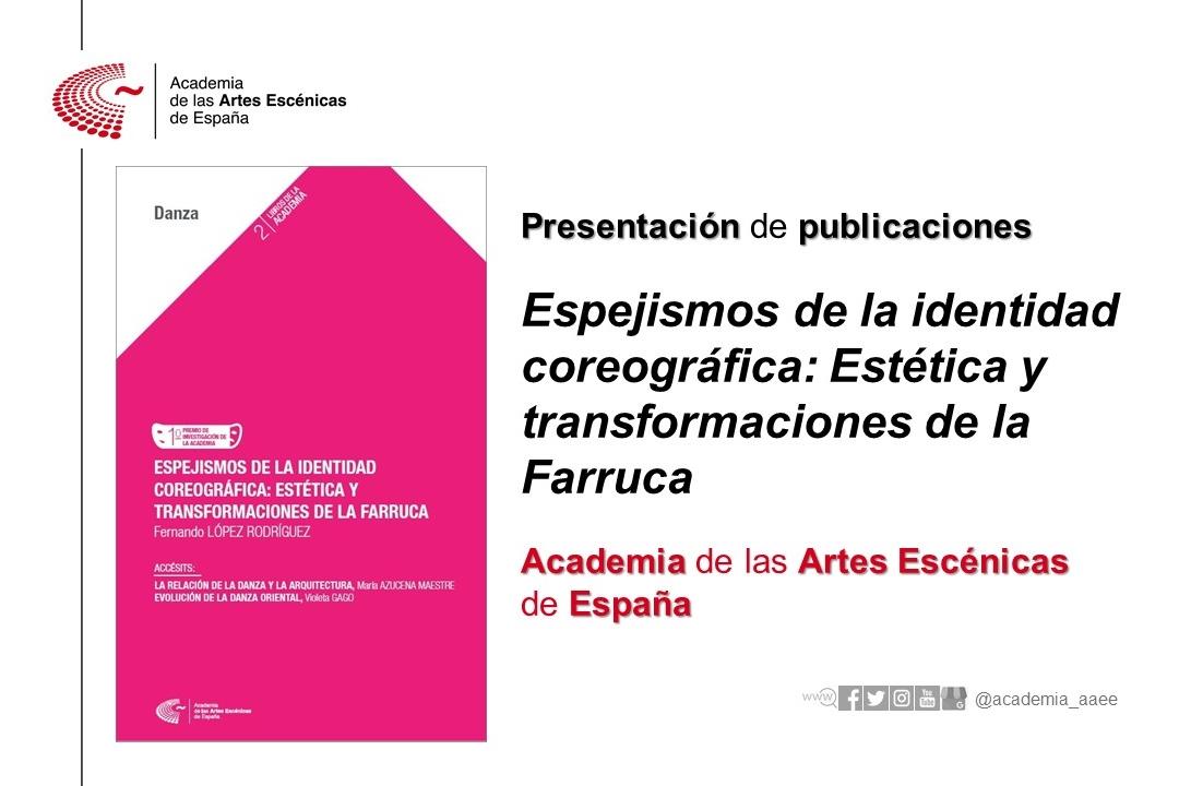 Foto de Presentación en línea Libros de la Academia #2