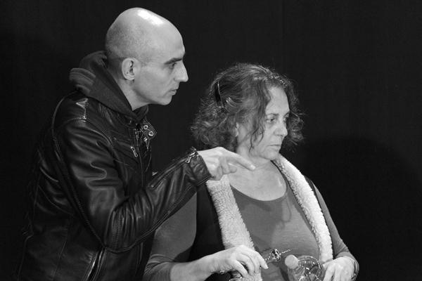Foto de Alfredo Sanzol Premio de Cultura de la Comunidad de Madrid