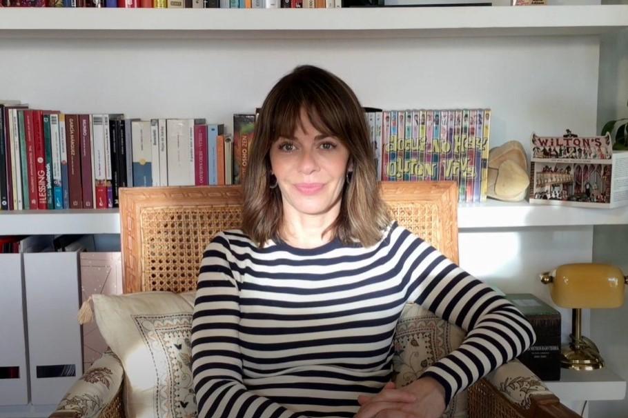 Foto de #LaFunciónVaAComenzar con María Adánez
