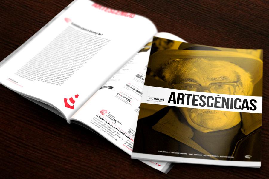 Foto de Artescénicas #4 ya está disponible.