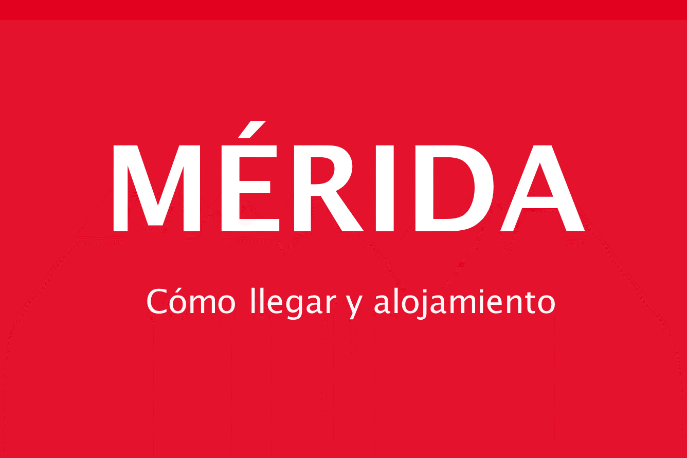 Foto de Cómo llegar y alojamiento de la Escuela de Verano de la Academia en Mérida