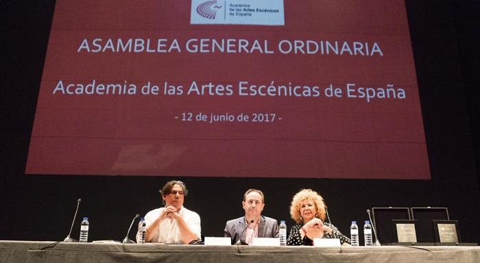 Foto de La Asamblea General de la Academia aprueba las cuentas anuales de 2016