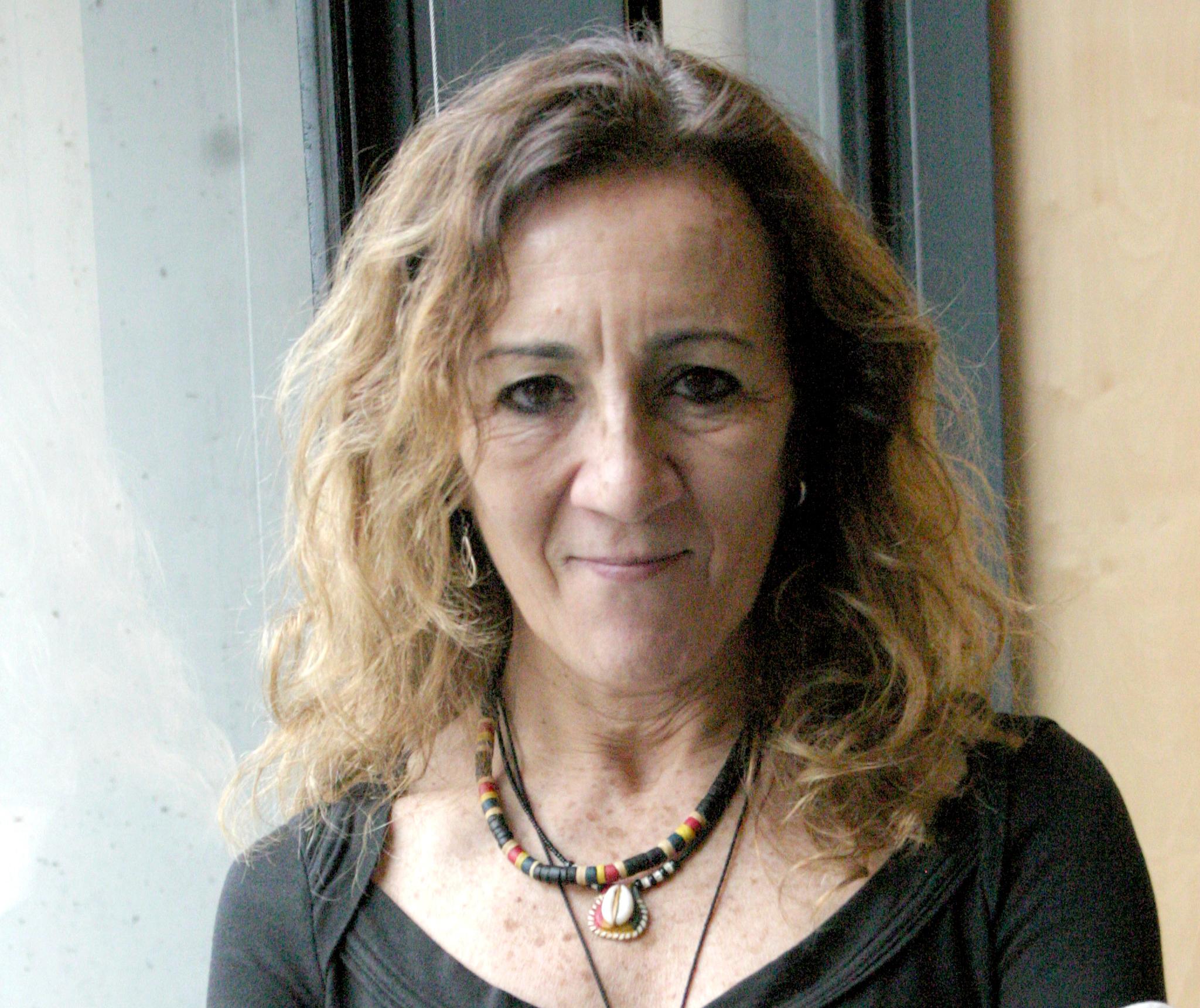 Foto de Carme Portaceli directora del teatro Español de Madrid