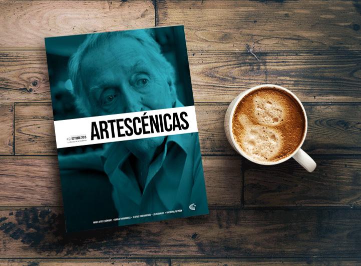 Foto de Sale el nº 2 de 'Artescénicas'