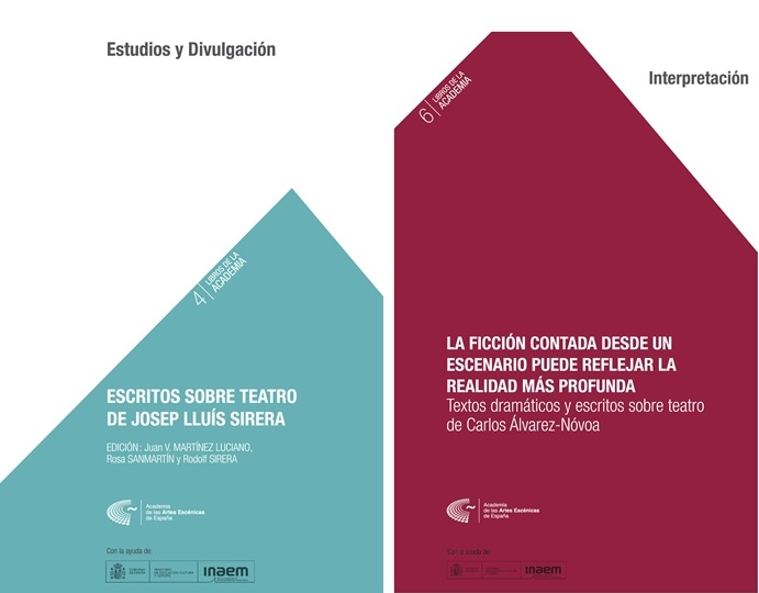 Foto de Presentación de los volúmenes 4 y 6 de la colección LIBROS DE LA ACADEMIA