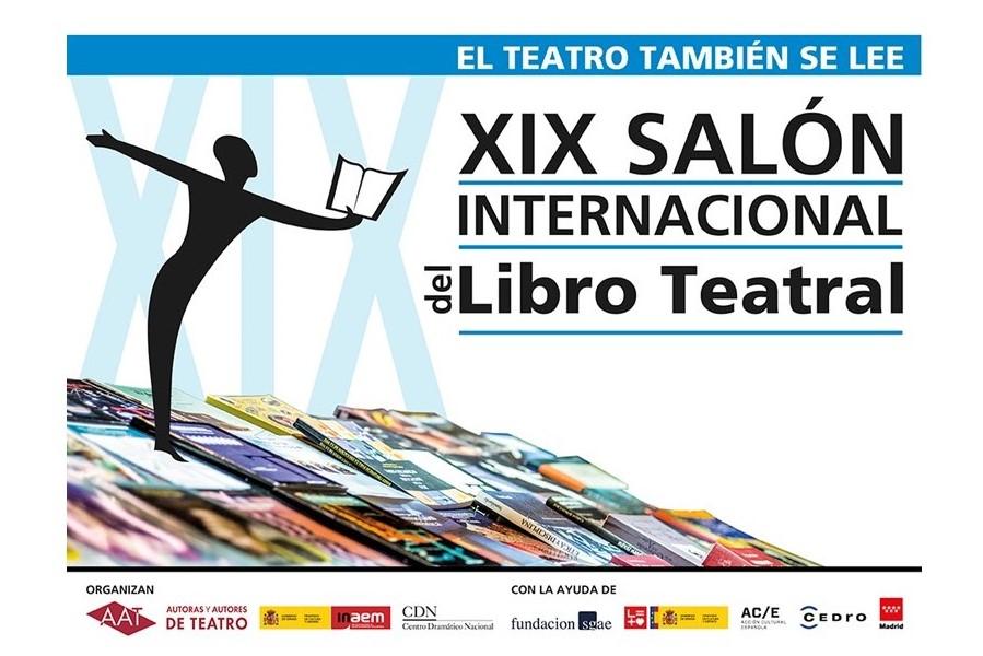 Foto de Presencia de la Academia en el XIX Salón Internacional del Libro Teatral