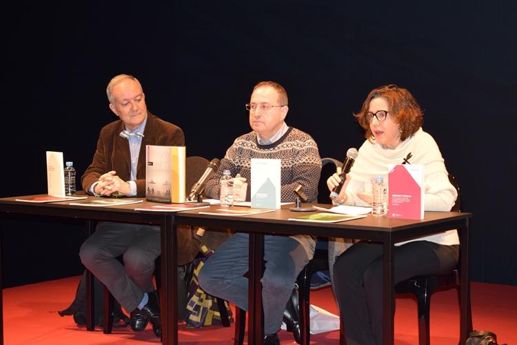 Foto de La Academia presenta sus novedades editoriales en el Salón Internacional del Libro Teatral