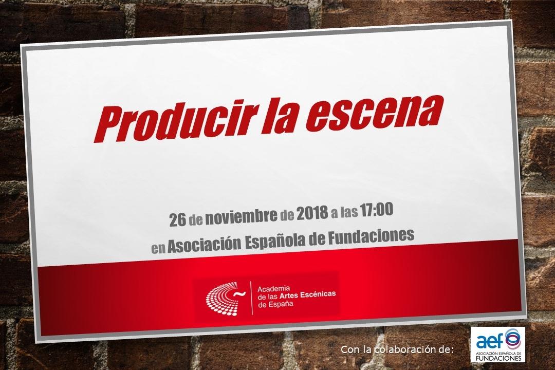Foto de La Academia organiza un encuentro entre sus especialidades de directores y productores